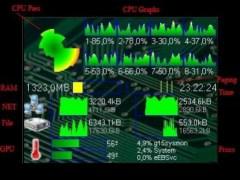 G15SysMon 3.7 Screenshot