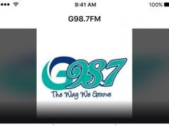 G98.7FM 4.1.4 Screenshot