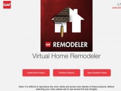GAF Remodeler 1.8.1 Screenshot