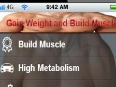Gain Weight and Build Muscle:Gain Weight Diet plan for Men+ 1.11.10.88 Screenshot