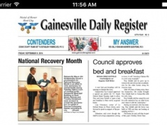 Gainesville Daily Register 2.7.5 Screenshot