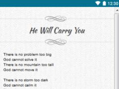 Gaither Vocal Band Lyrics 1.4 Screenshot