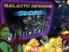 Galactic Defenders Slots 1.02 Screenshot