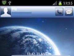 Galactica Go Sms Pro 1.0 Screenshot