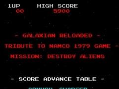 Galaxia Reloaded 1.2 Screenshot