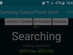 Galaxy devices power saver 2.0 Screenshot