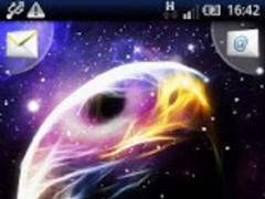 Galaxy Eagle LWP Magic Effect 1.4 Screenshot