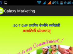 Galaxy Marketing 1.2 Screenshot
