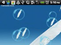 Galaxy note 2 feather game LWP 1.0.1 Screenshot