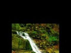 Galaxy Note 3 Waterfall LWP 1.2.9 Screenshot