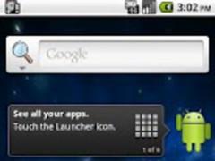 Galaxy S-III live wallpaper 0.7.8 Screenshot