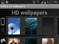 Galaxy S3 HD Wallpapers 1.0 Screenshot