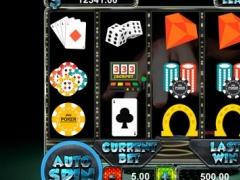 Galaxy Slots Big Bertha - Entertainment City 2.0 Screenshot