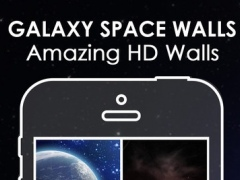 Galaxy Space Wallpapers HD - Cool Space Themes 4.3 Screenshot