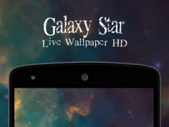 Galaxy Star Live Wallpaper HD 1.1.3 Screenshot
