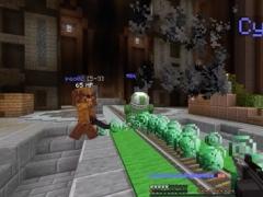 GALAXY WARS CRAFT - MC Survival Shooter BATTLE MINI GAME with Multiplayer Worldwide 1.0 Screenshot
