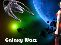 GalaxyWarz 1.8 Screenshot