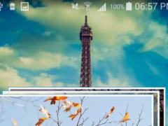 Gallery Widget-Auto Slideshow 1.0 Screenshot