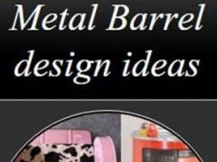 Gallon Metal Drum Project Idea 1.0 Screenshot