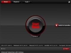 Game Booster 3.4 Screenshot