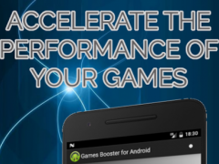 Game Booster for Android 1 Screenshot