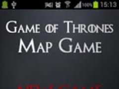 Game of Thrones - Map Game 1.0.12 Screenshot