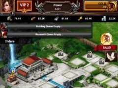 Review Screenshot - War Game – Become a Powerful Emperor by Defeating Everyone