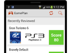 GamePlan: Games on Metacritic  Screenshot