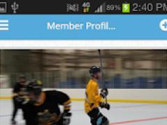 Gamer Social Network Chat 1.0 Screenshot