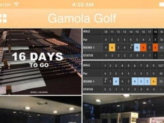 Gamola Golf 1.0 Screenshot