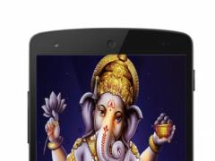 Ganesha Live Wallpaper 2.1 Screenshot