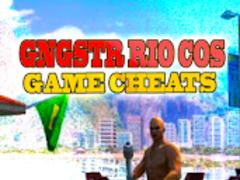 Gangstar Rio COS Top Cheats 1.02 Screenshot