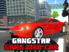 Gangster Gangwar Car Simulator 1.3 Screenshot