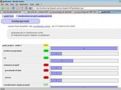 ganttproject at web 2.01 Screenshot
