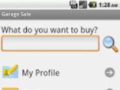 Garage Sale 1.6 Screenshot