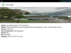 GaragePlatsen.se 1.21 Screenshot