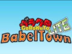 Garakuta BabelTown Free 1.0.4 Screenshot