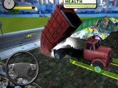 Garbage Truck Driver Simulator 1.0 Screenshot