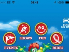 Gardaland Resort Official App 1.9.9 Screenshot