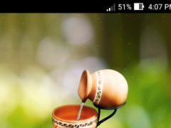 Garden Water Pot LiveWallpaper 1.0 Screenshot