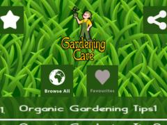 Gardening Care 1.0 Screenshot