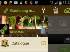 Gardening Manager  Screenshot