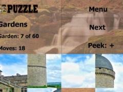 Gardens Jigsaw Puzzles 2 Screenshot