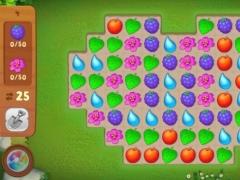 Review Screenshot - Match-3 Game – Making Gardening Fun!