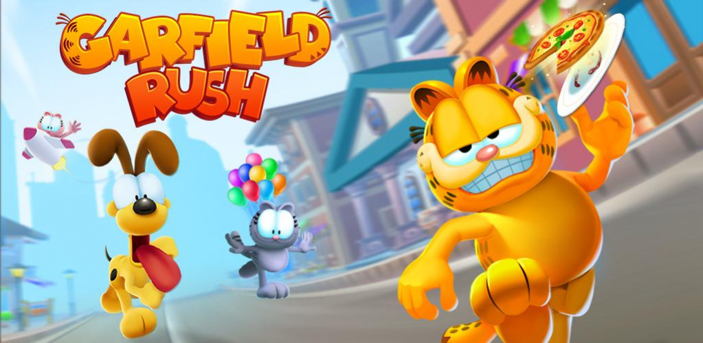 Garfield Rush 3 8 7 Free Download