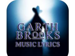 Garth Brooks Music Lyrics 1.0 1.0 Screenshot