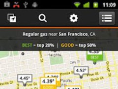 Gas Guru: Cheap gas prices 2.0.1 Screenshot