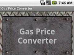 Gas Price Converter 1.09.02 Screenshot