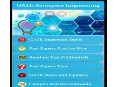 GATE Agricultural Engineering 1.0 Screenshot