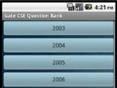 Gate CSE Question Bank 3.3 Screenshot